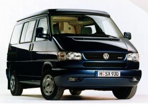 Volkswagen California Beach by Westfalia 1996 года