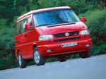 Volkswagen California Advantage by Westfalia 1999 года