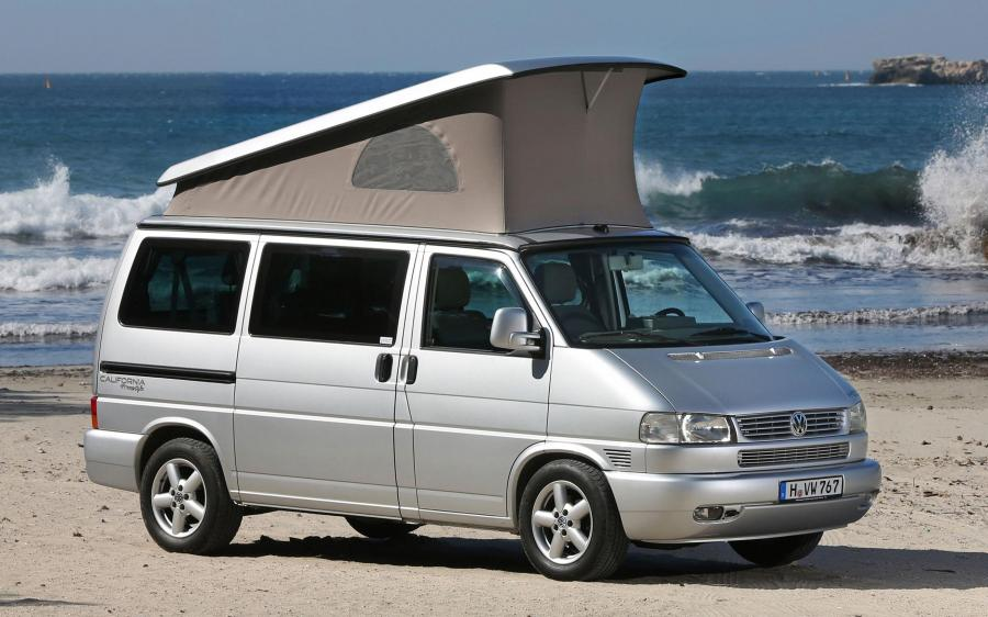 2002 Volkswagen California Freestyle by Westfalia