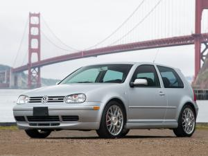 2002 Volkswagen Golf GTi 337 Edition