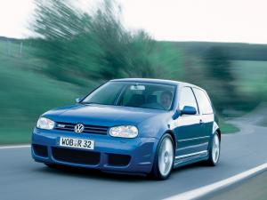 Volkswagen Golf R32 2002 года
