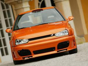 2003 Volkswagen Golf 3-Door by Hofele Design