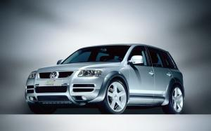 Volkswagen Touareg VS10 by ABT 2003 года