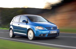Volkswagen Golf Plus 2004 года