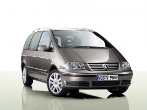 2005 Volkswagen Sharan Freestyle