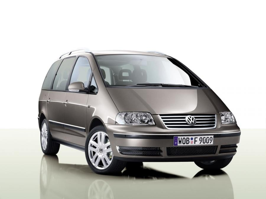 Volkswagen Sharan Freestyle '2005