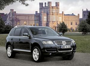 2005 Volkswagen Touareg W12 Executive