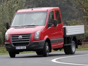 2006 Volkswagen Crafter Double Cab Pickup