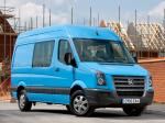 Volkswagen Crafter High Roof Kombi 2006 года