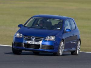 2006 Volkswagen Golf R32 3-Door