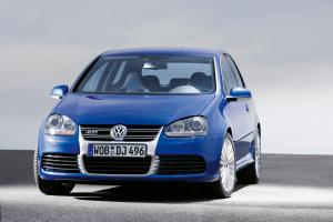 Volkswagen Golf R32 2006 года
