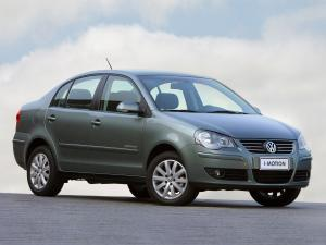 Volkswagen Polo Classic IVF 2006 года