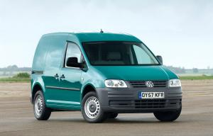 Volkswagen Caddy 2007 года