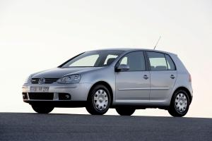 Volkswagen Golf BlueMotion 2007 года
