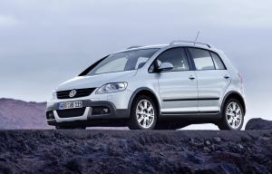Volkswagen Golf Plus Dune 2007 года