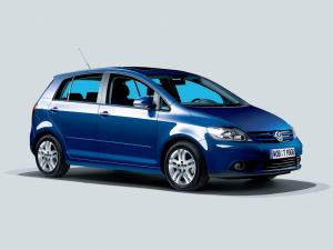 2007 Volkswagen Golf Plus Tour