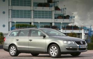 Volkswagen Passat Estate 2007 года