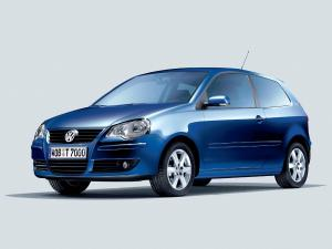 Volkswagen Polo Tour 2007 года