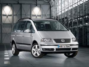 2007 Volkswagen Sharan United