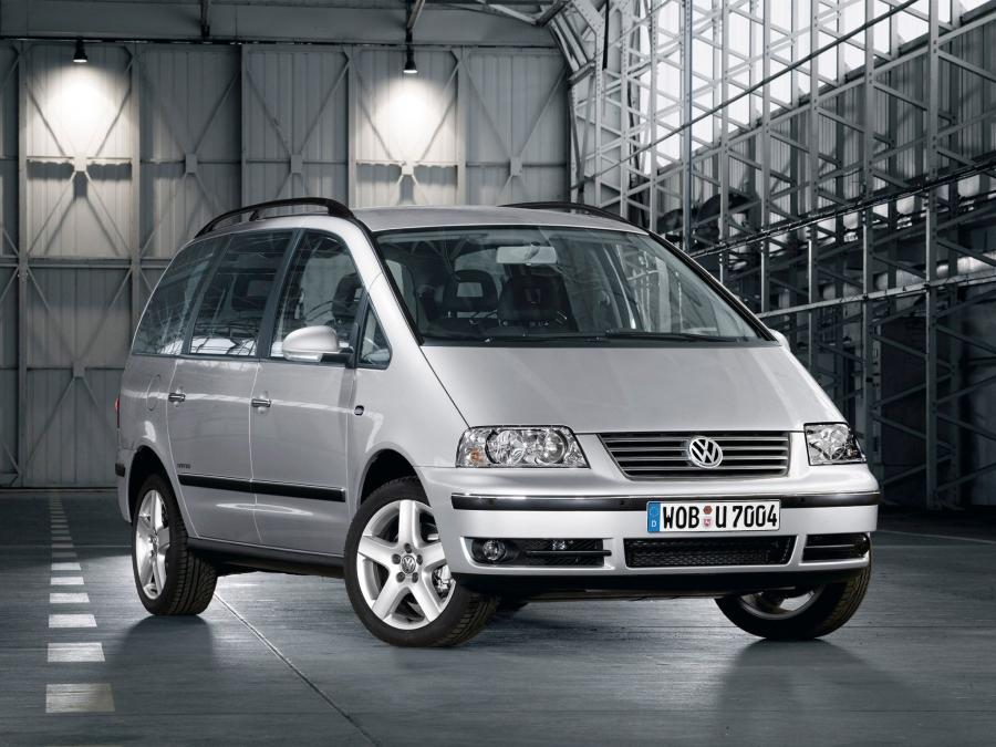 Volkswagen Sharan United '2007