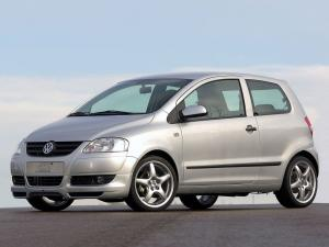 Volkswagen Fox SportLine by ABT 2008 года