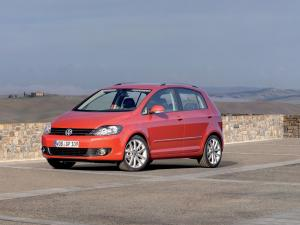 Volkswagen Golf Plus 2008 года