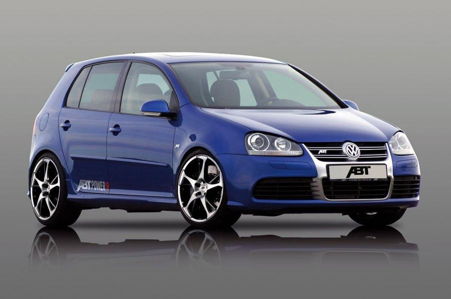 Volkswagen Golf R32 by ABT
