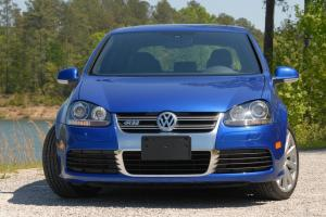 Volkswagen Golf R32 2008 года