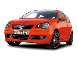 2008 Volkswagen Polo GT Rocket