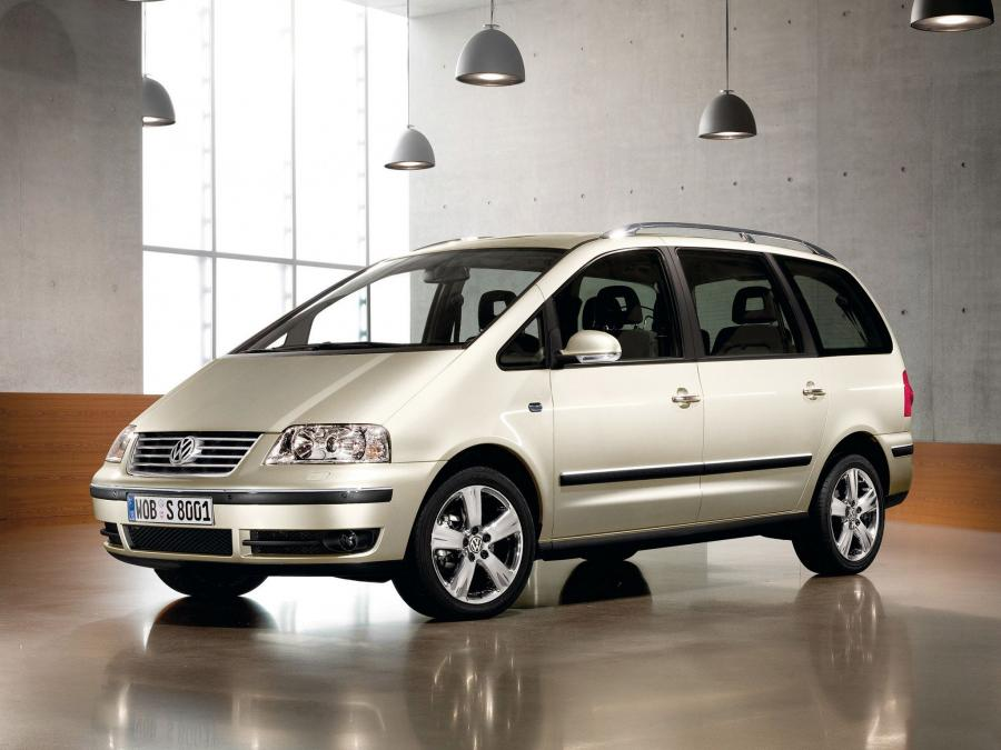 Volkswagen Sharan Exclusive Edition '2008