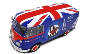 2008 Volkswagen T2 The Who Magic Bus