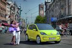 Volkswagen E-up! Concept 2009 года