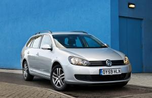 2009 Volkswagen Golf Estate