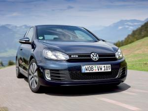 Volkswagen Golf GTD 3-Door 2009 года