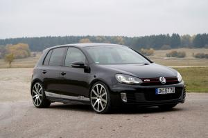 Volkswagen Golf GTD by MTM 2009 года