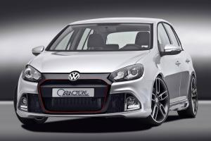 2009 Volkswagen Golf GTi by Caractere