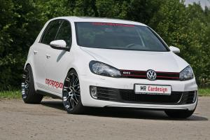 Volkswagen Golf GTi by MR Car Design 2009 года