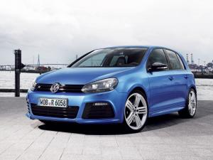 2009 Volkswagen Golf R