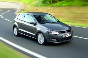 Volkswagen Polo 3-Door 2009 года
