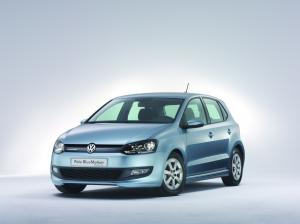 Volkswagen Polo Bluemotion Concept 2009 года