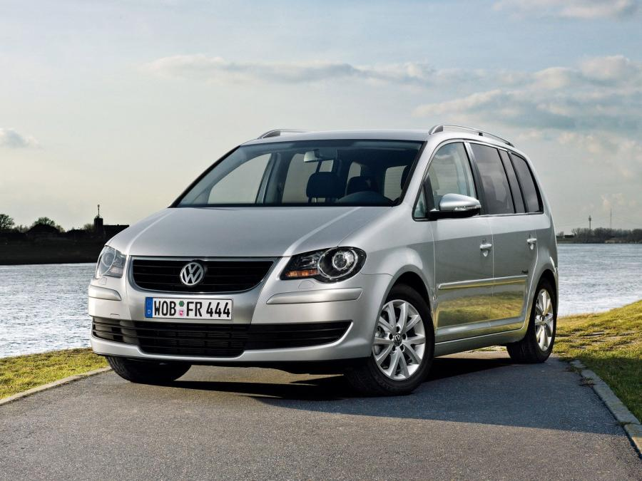 Volkswagen Touran Freestyle '2009
