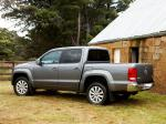 Volkswagen Amarok Double Cab Highline 2010 года (AU)