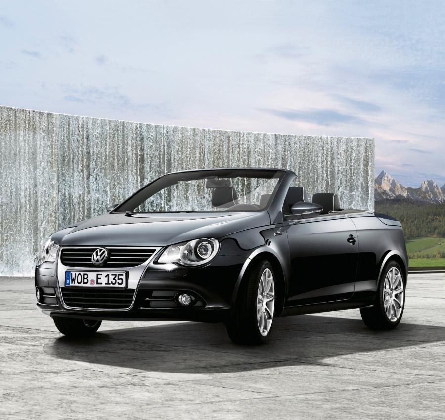Volkswagen Eos Exclusive '2010
