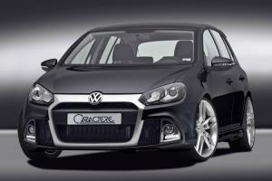 2010 Volkswagen Golf GTi by Caractere