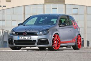 Volkswagen Golf R by Sport-Wheels 2010 года