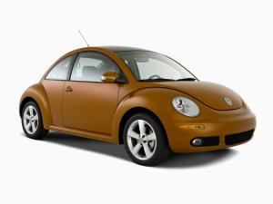 2010 Volkswagen New Beetle Red Rock Edition