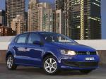 Volkswagen Polo 5-Door 2010 года (AU)