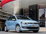 Volkswagen Polo 5-Door BlueMotion 2010 года (UK)