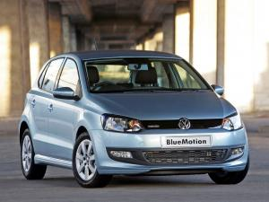 2010 Volkswagen Polo 5-Door BlueMotion