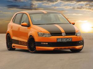 Volkswagen Polo 6R by Je Design 2010 года